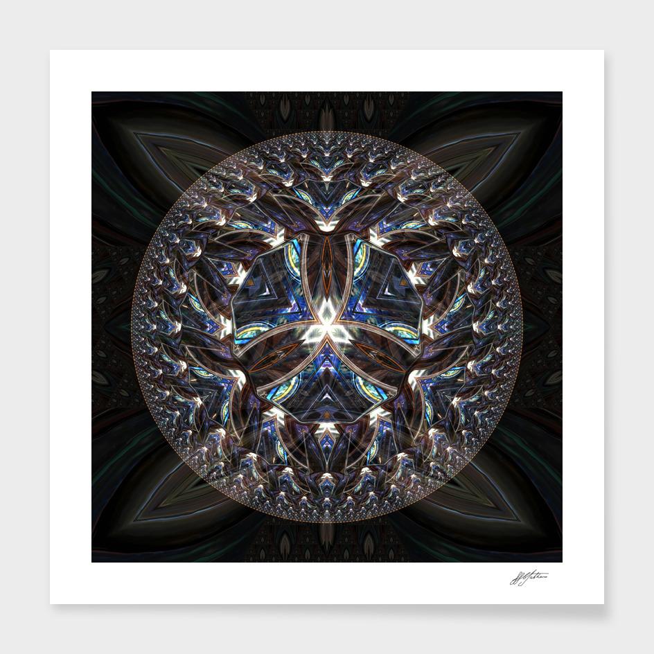 Escher-Serpiensky II
