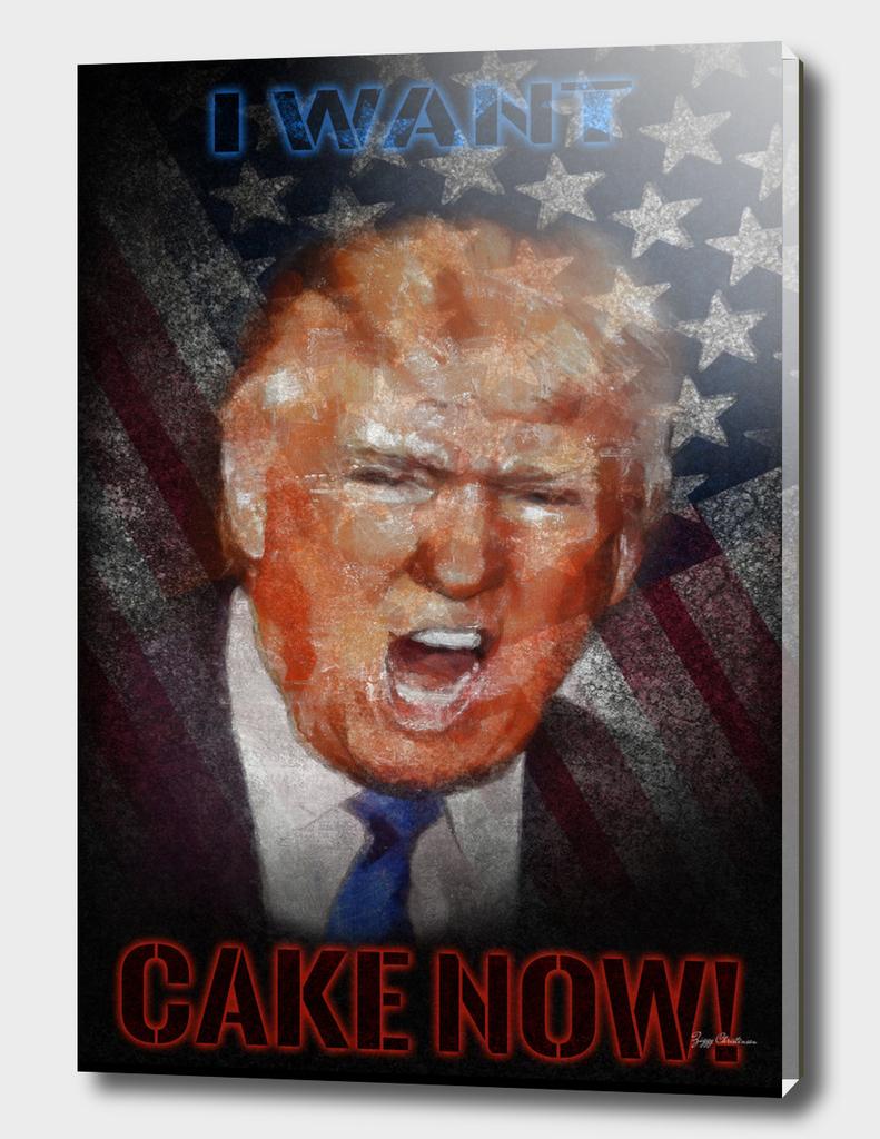 Cake! Now!