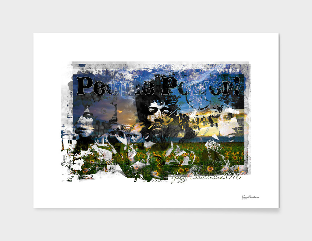 People Power 3 (Sun Flower Edition)
