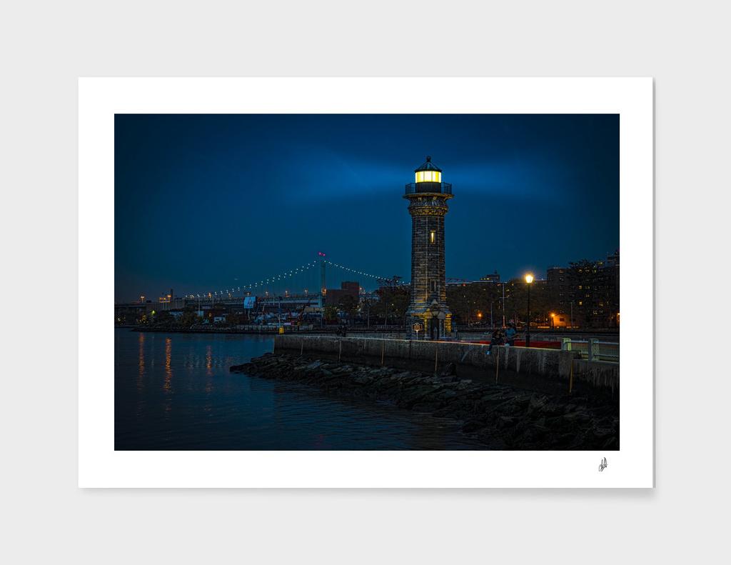 Roosevelt Island Lighthouse