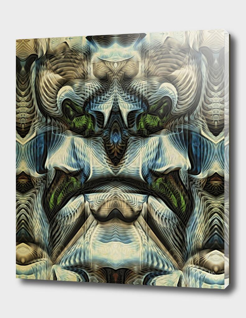 MasksOfLight: TheLion