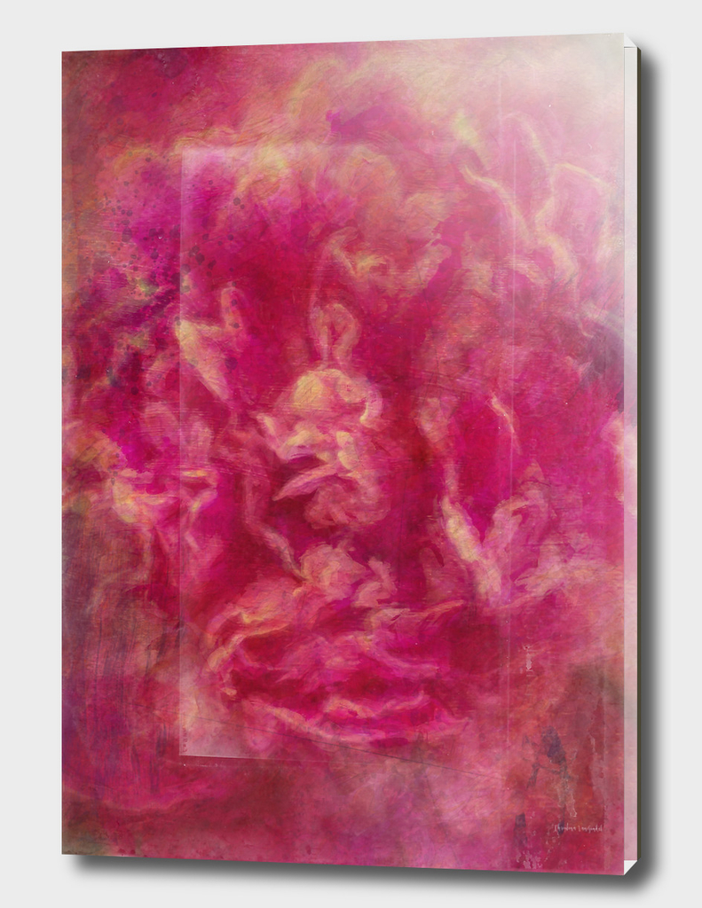 Peony Panel Light