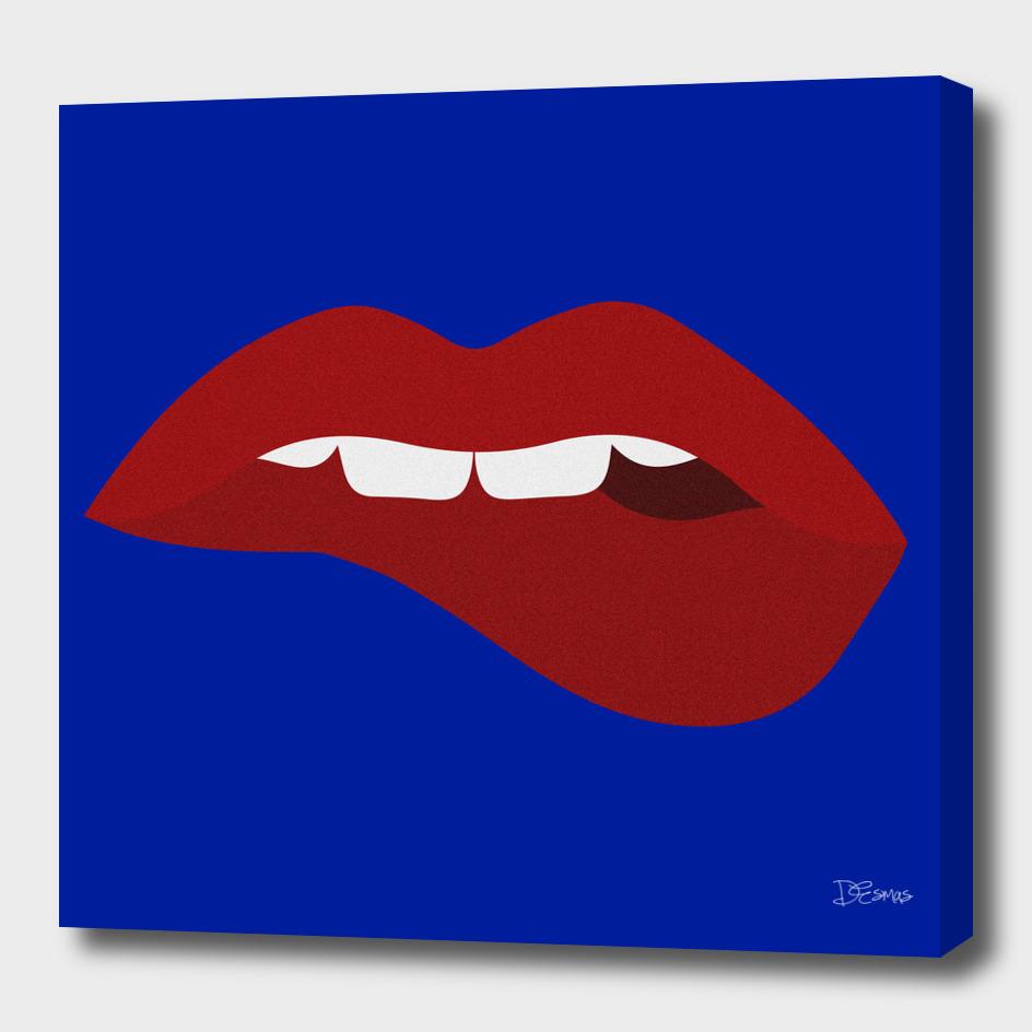 Lip Bite