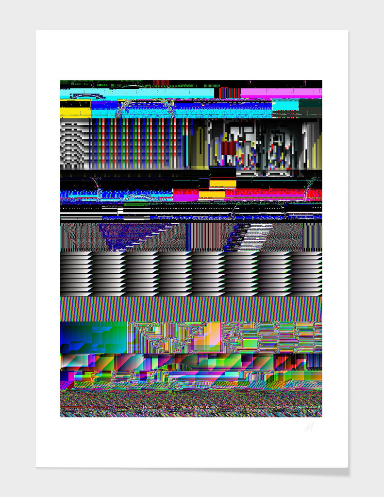 Glitch world