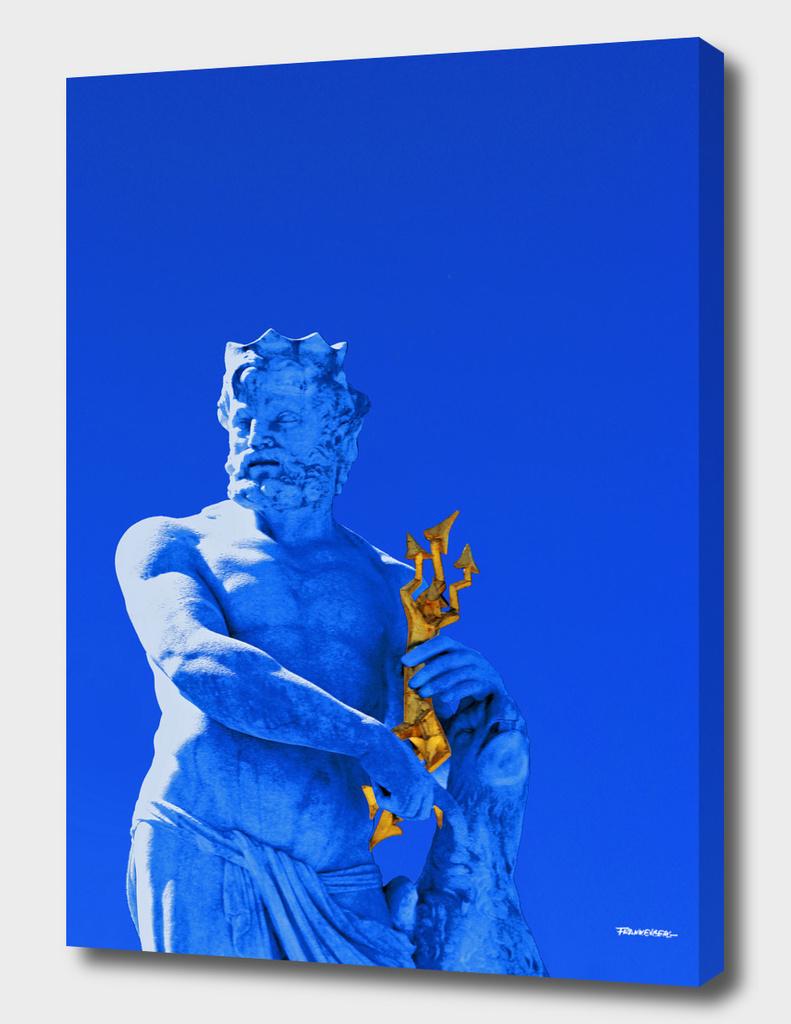 Jupiter Statue - Nymphenburg Palace - Munich