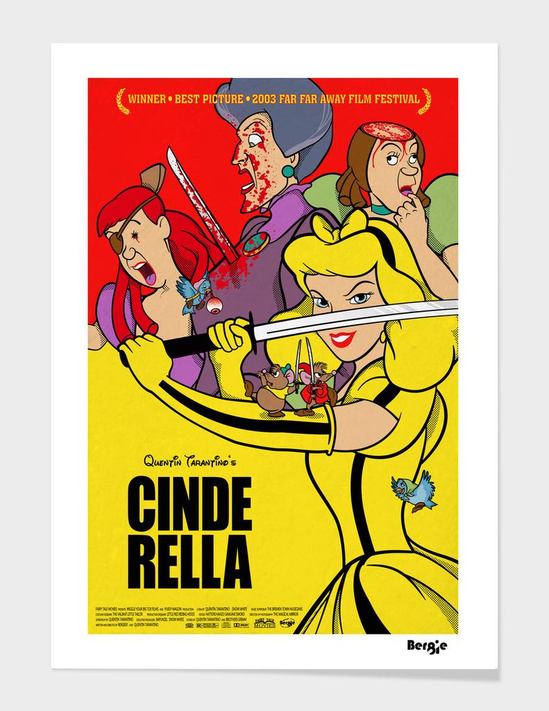 Kill Bill - Cinderella Mashup