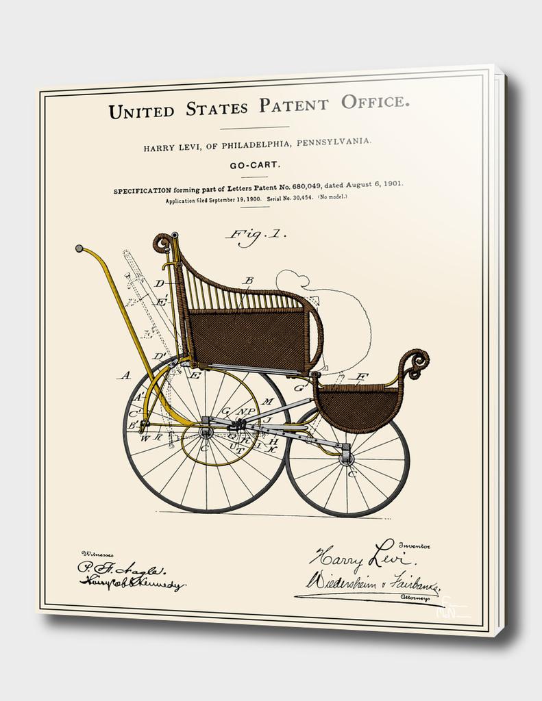 Stroller Patent