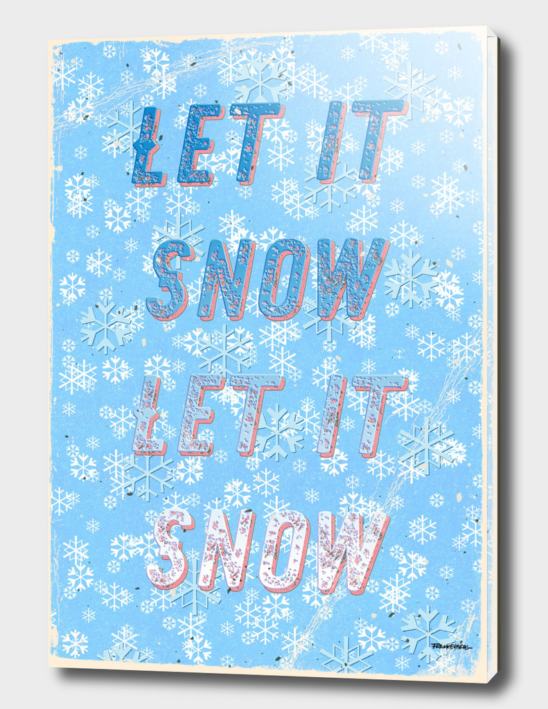 Let it snow, let it snow - A Hell Songbook Edition