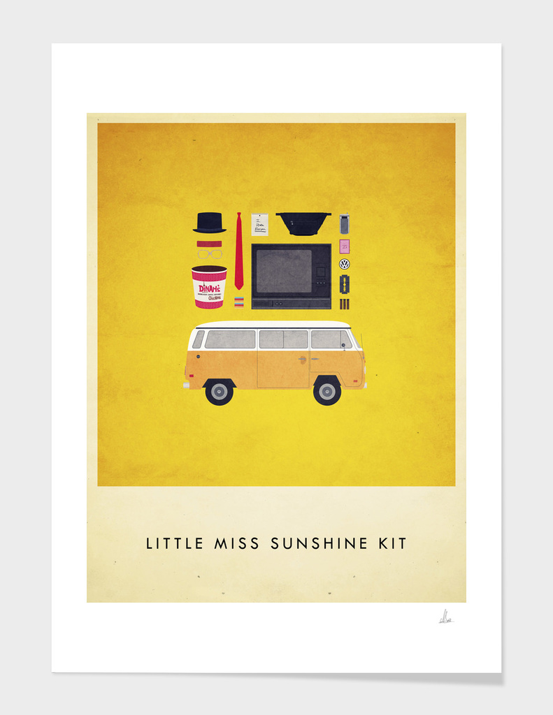 Little Miss Sunshine Kit