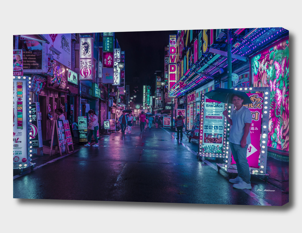 Tokyo Bloom - Shinjuku Nights