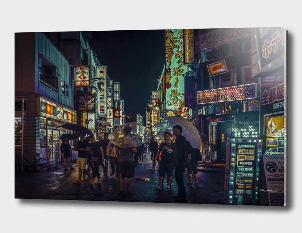 Tokyo Bloom - Neon Frenzy