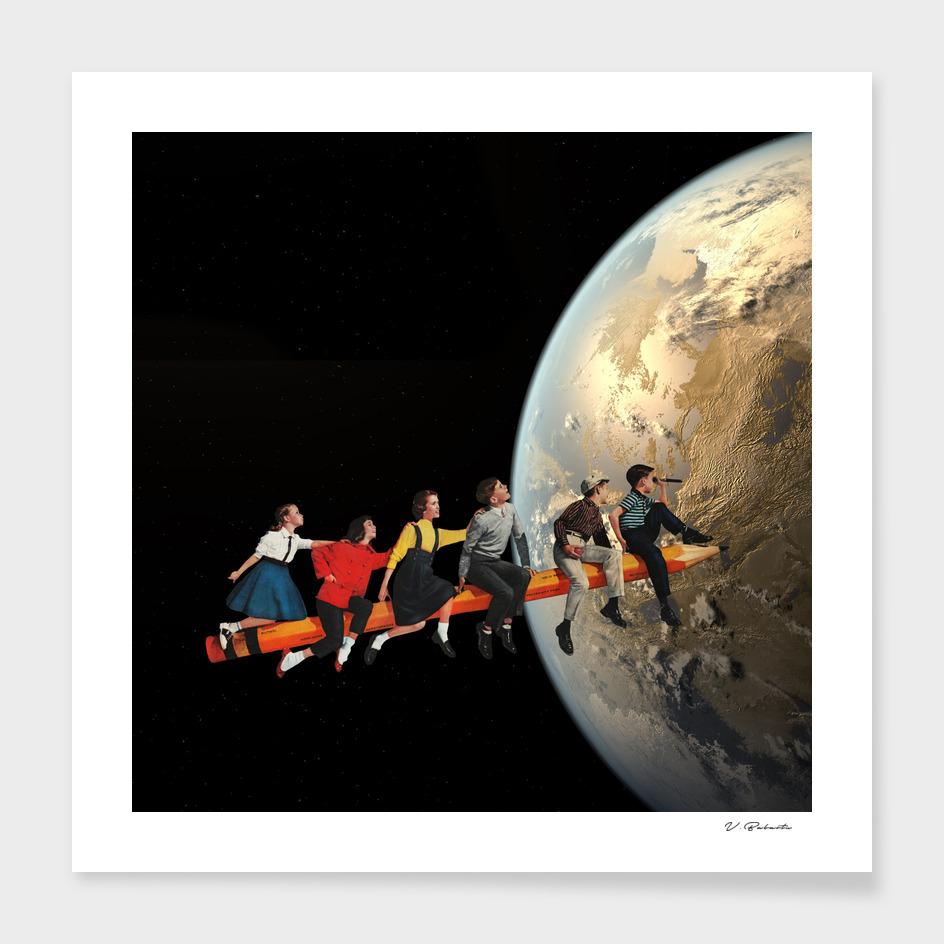 Planet tour
