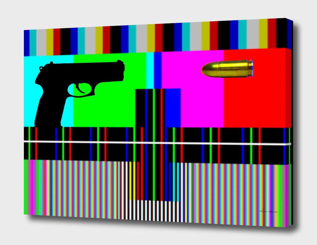 SHOOT YOURSELF IN COLOUR