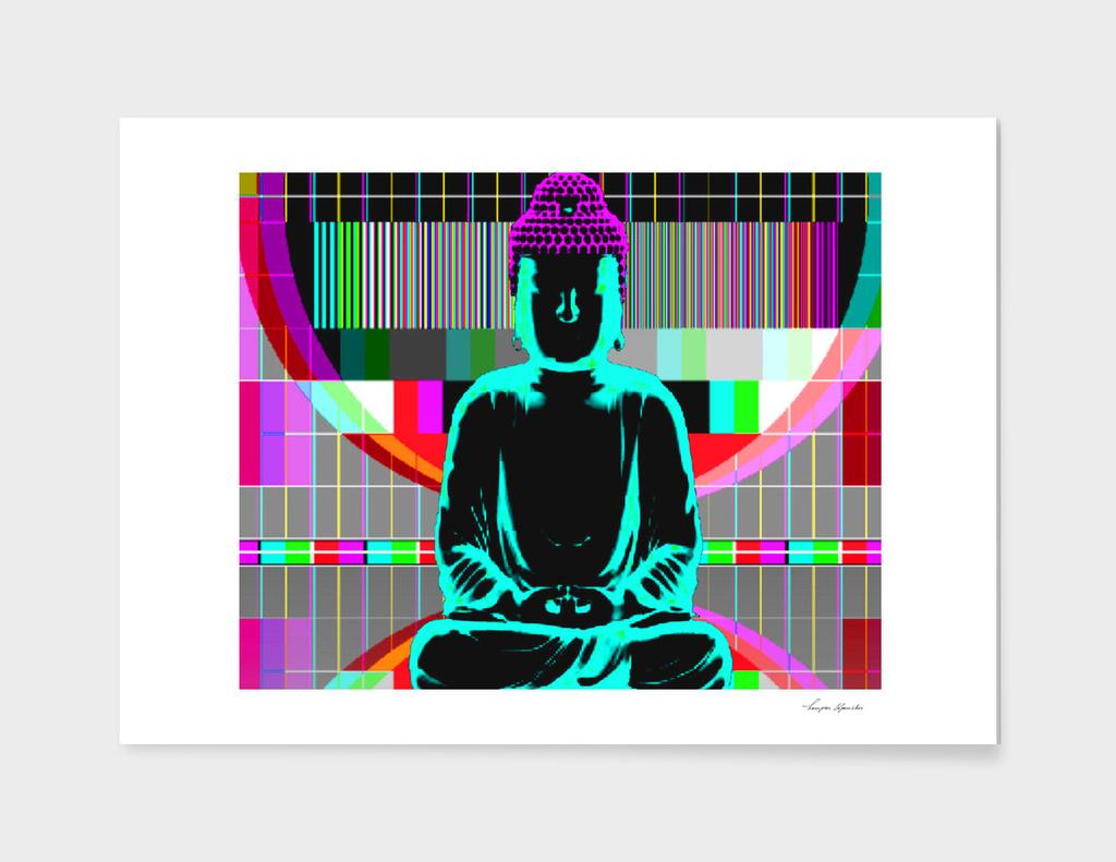 BUDDHA IN COLOUR