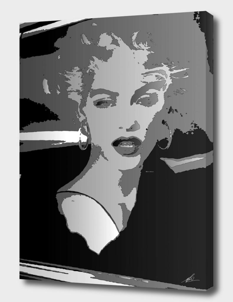 Pop Art Marilyn