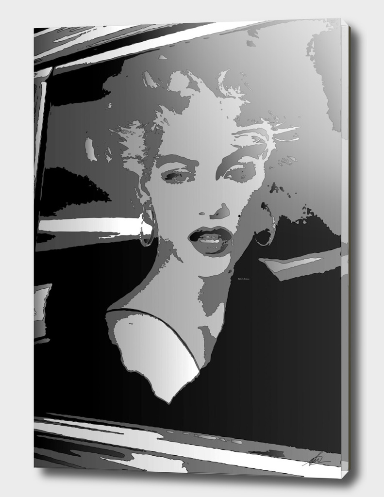 Pop Art Marilyn