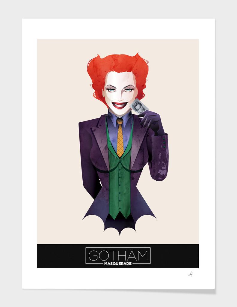 Gotham Masuerade IV