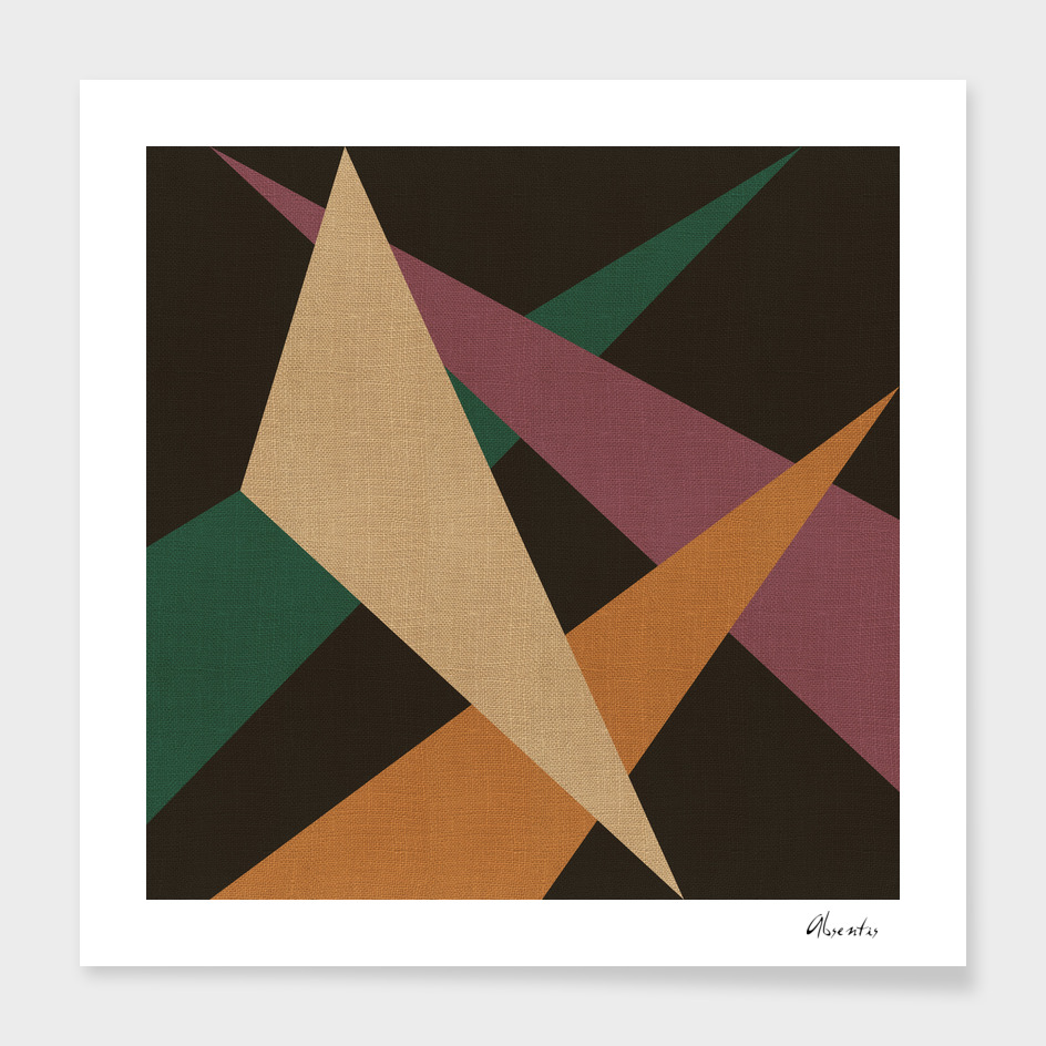 Geometric Abstract 02