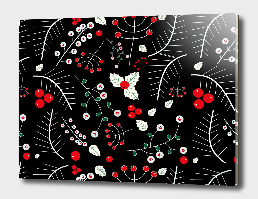 mistletoe black