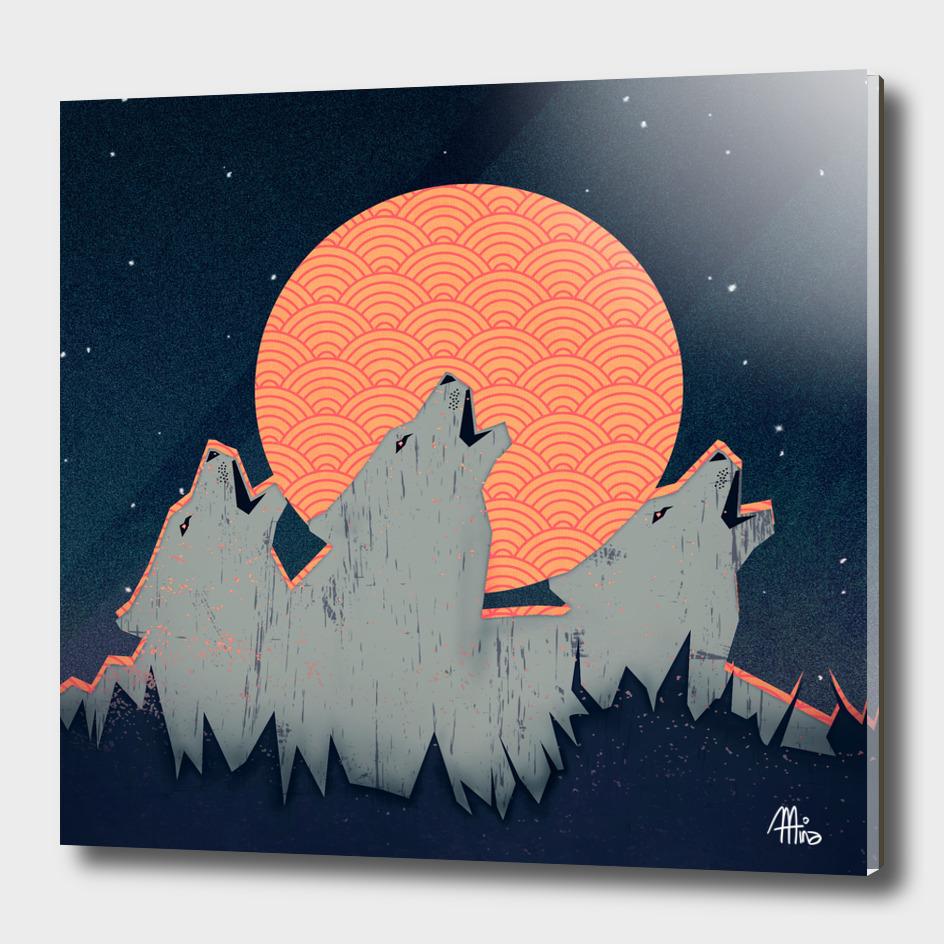 Howling Moon