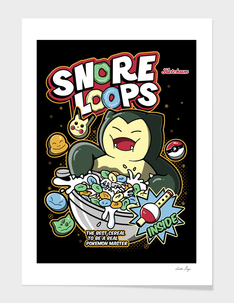 Snore Loops