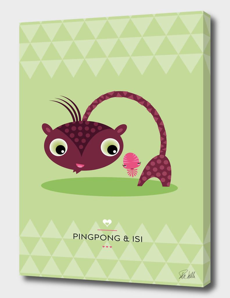 Pingpong and Isi