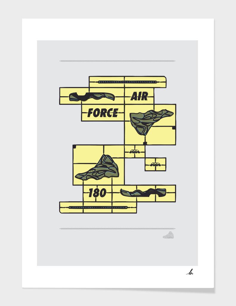 DIY-Air force 180