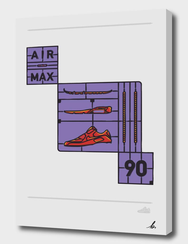 DIY-Air max 90