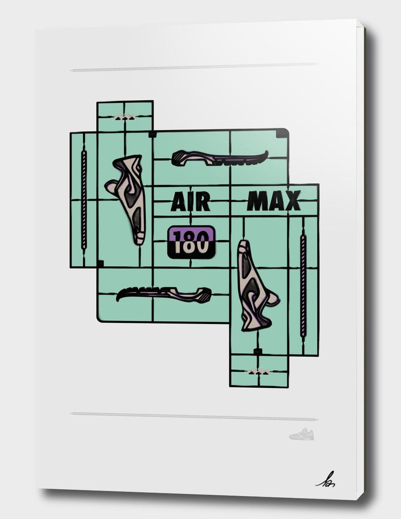 DIY-Air max 180