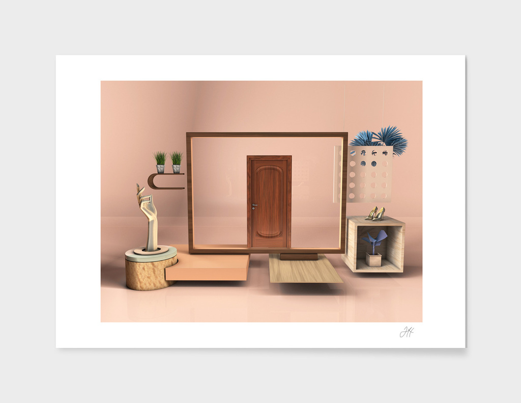 #01 Door