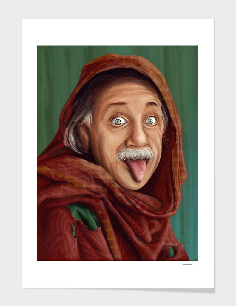 Einstein afgano