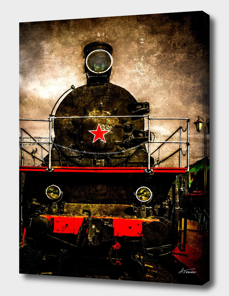 Steam Train - On The Sidelines