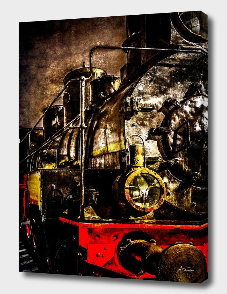 Steam Train - Old Timer