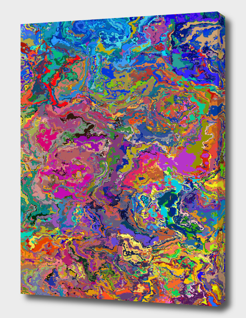 Modern Masterpiece VI - Colors / NE