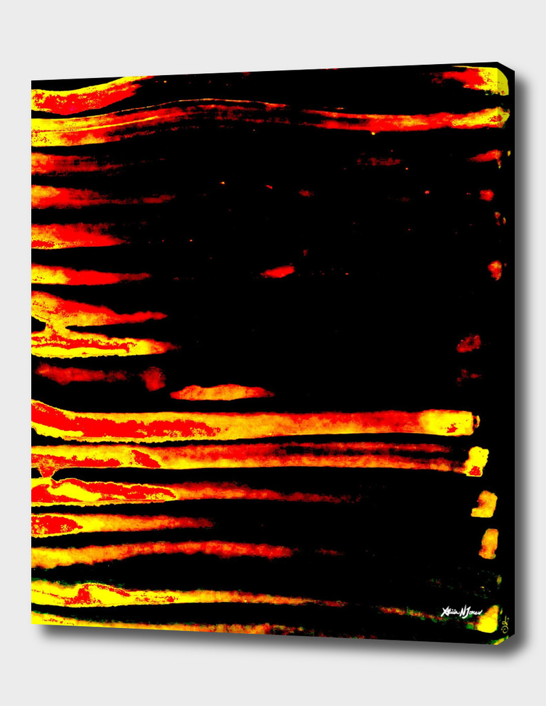 World on Fire Lava Lines