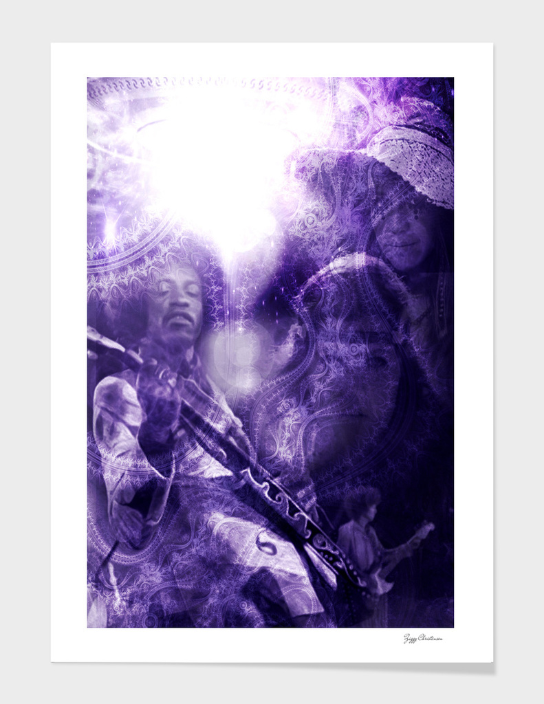 Purple Haze (Fractal Weave Edition)