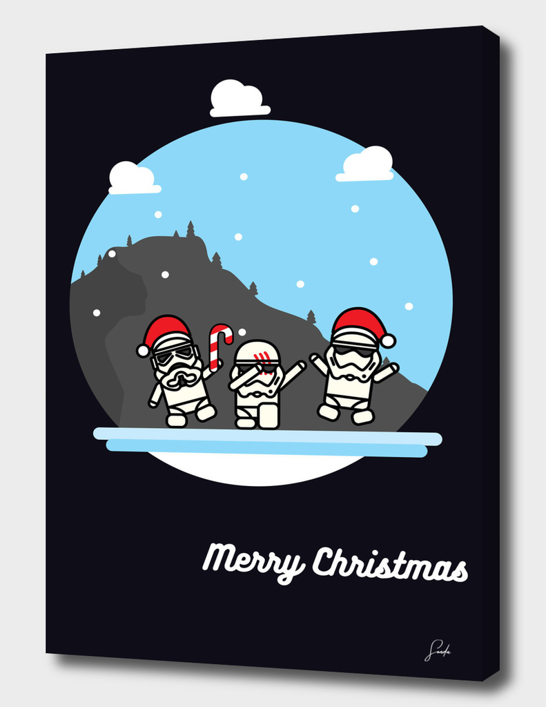 Imperial Army Christmas
