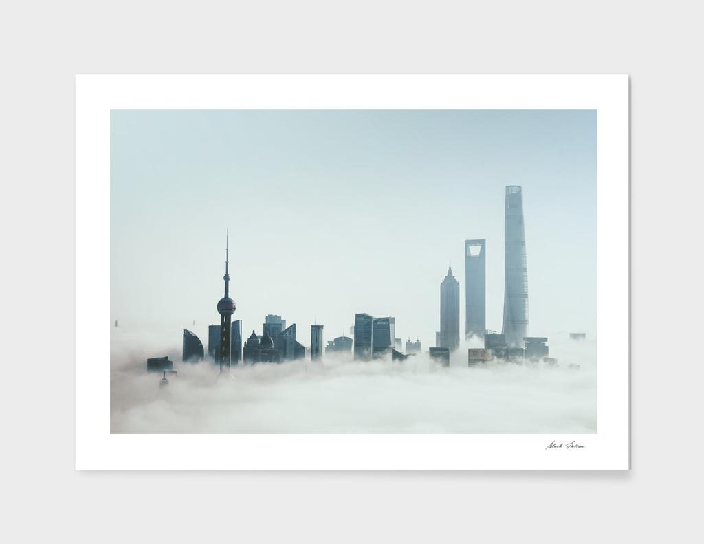 Advection Fog