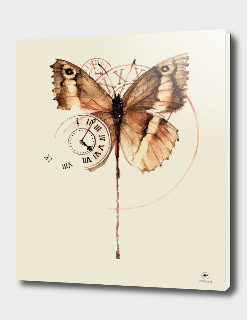 butterflyclock