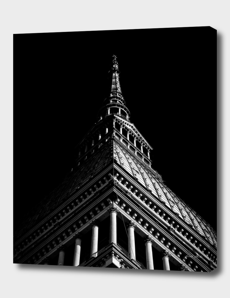 Architecture of Mole Antonelliana