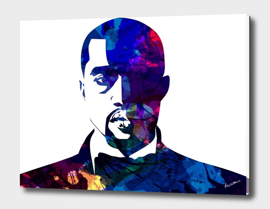 Kanye Splat