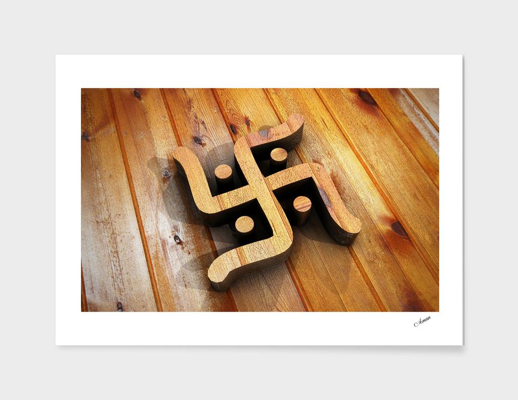 Hindu Symbol Swastik