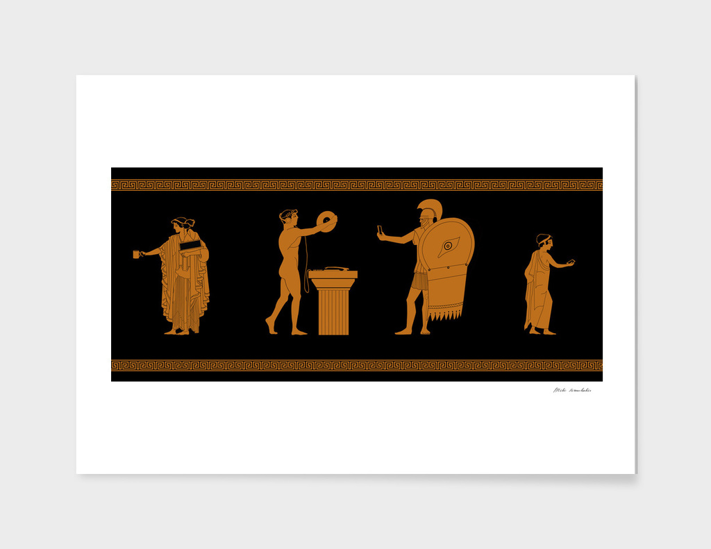 Ancient Greek Technology Stretched