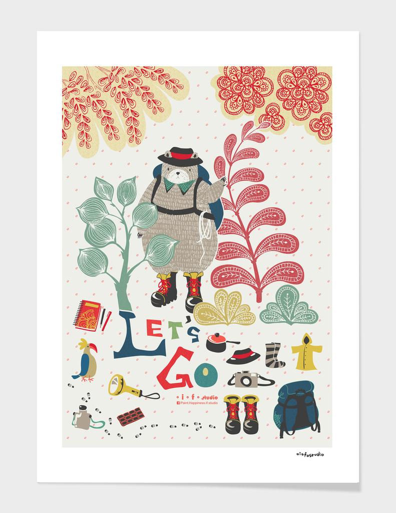 Bear Travel - Let's Go