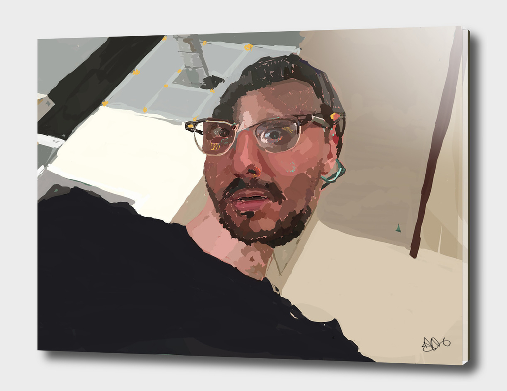 Digital Self Portrait 01