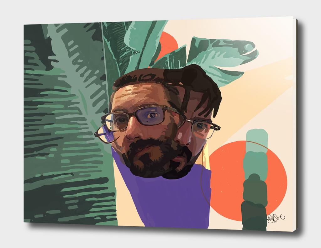 Digital Self Portrait 02