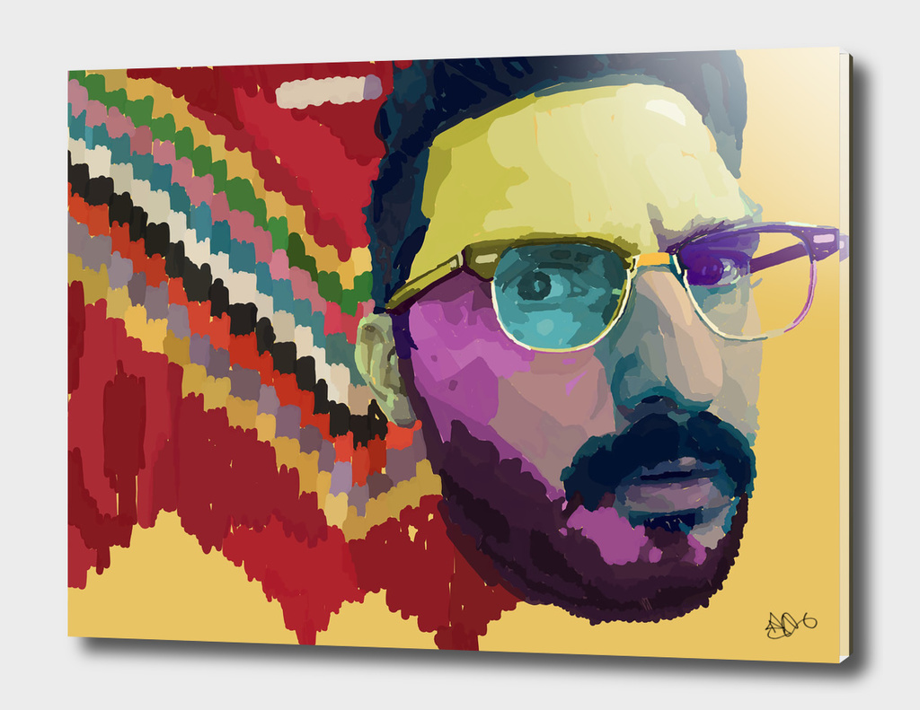 Digital Self Portrait 04