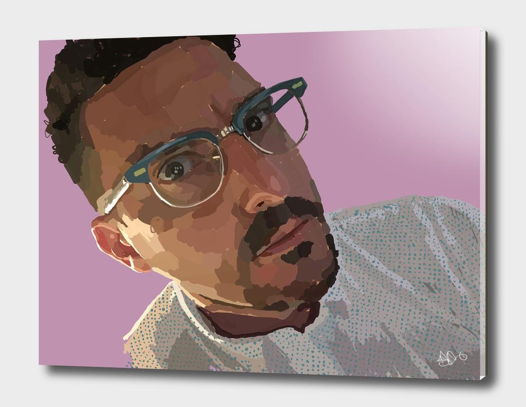Digital Self Portrait 08