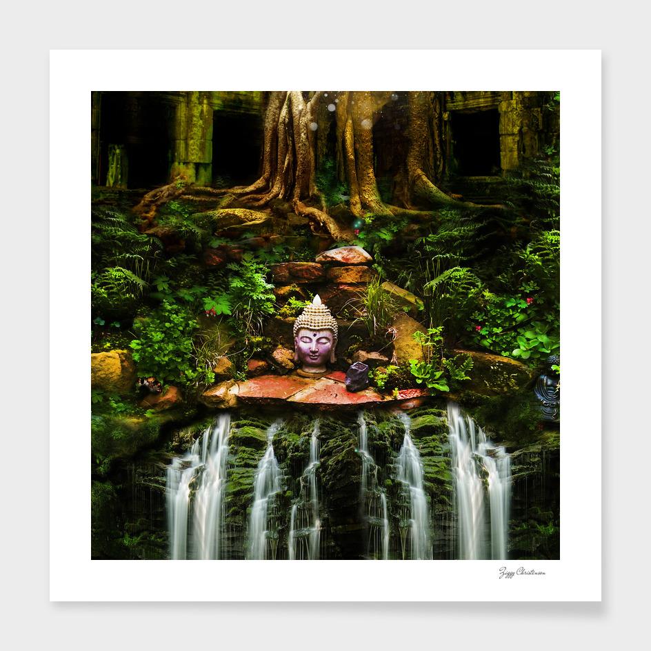 Buddha Falls