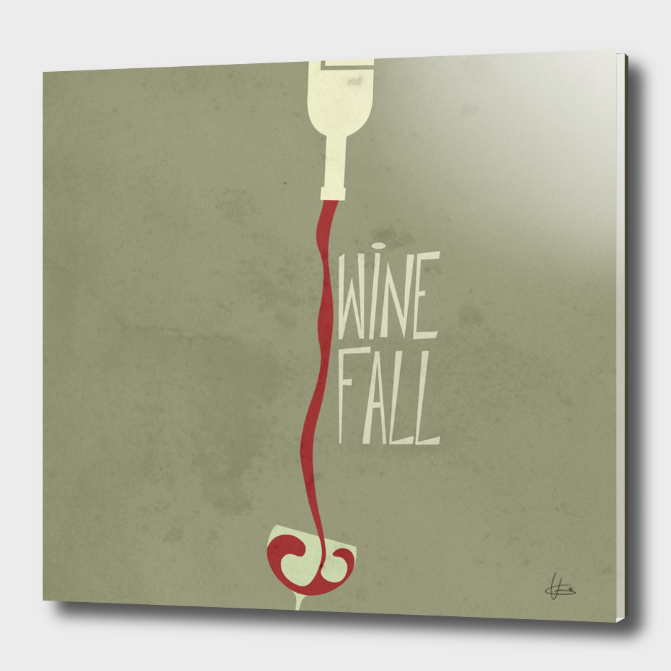 Wine Fall